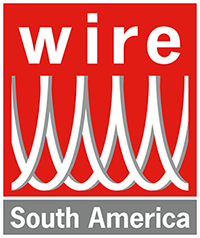 Logo: wire South America